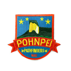 Micronesian Islands Pathfinder Patch (Pohnpei) - Pinfinder Club