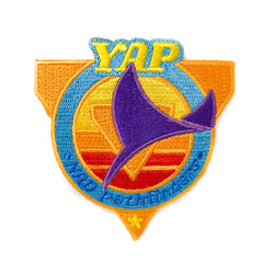 Micronesian Islands Pathfinder Patch (Yap) - Pinfinder Club