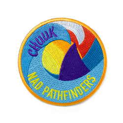 Micronesian Islands Pathfinder Patch (Chuuk) - Pinfinder Club