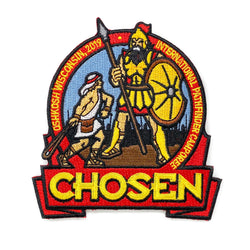 Chosen Oshkosh 2019 Pathfinder Camporee Patch - Pinfinder Club