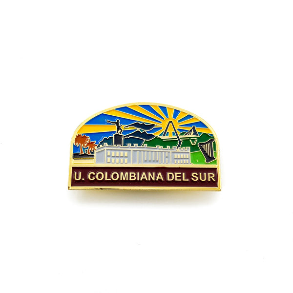 Union Colombiana del Sur Pin - Pinfinder Club