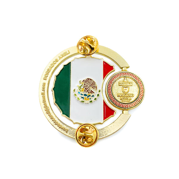 Chosen Inter-American Division Mexico Pin - Pinfinder Club