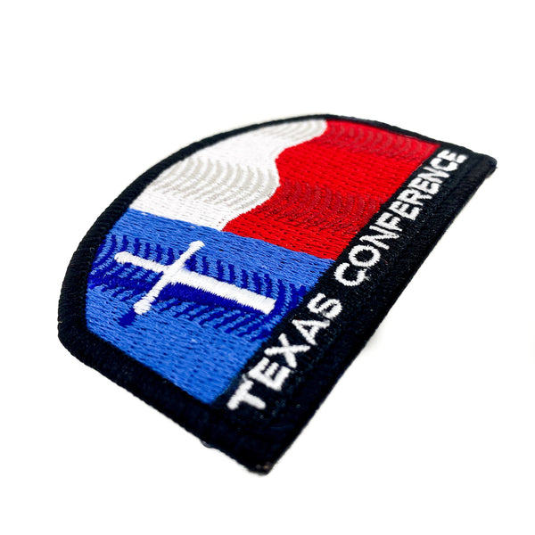 Texas Conference Pathfinder Patch (Small) - Pinfinder Club