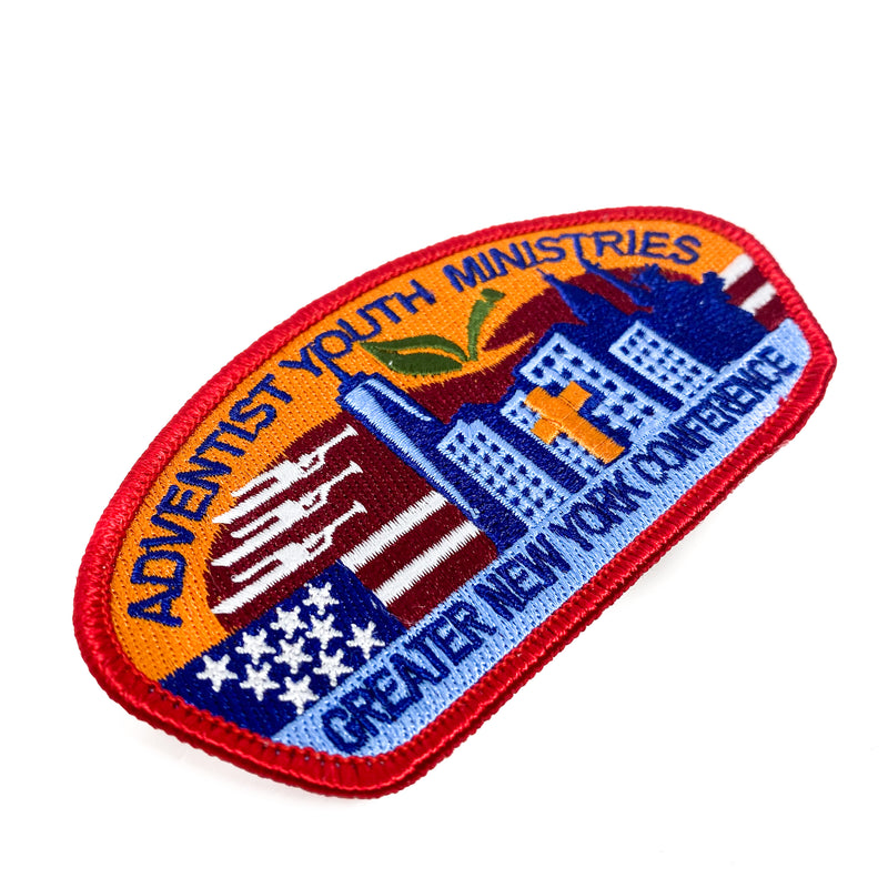 Greater New York Conference Pathfinder Patch - Pinfinder Club