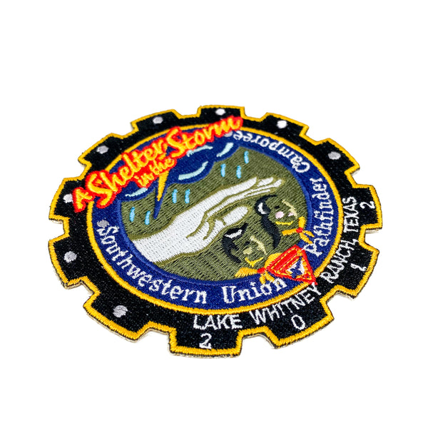 Texas Southwestern Union Pathfinder Camporee 2012 Patch - Pinfinder Club