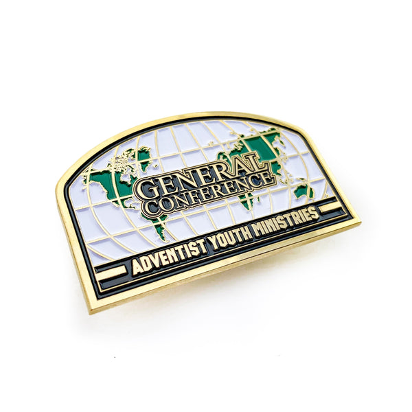 General Conference Adventist Youth Pin - Pinfinder Club