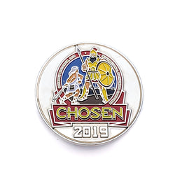 Chosen 2019 Pathfinder Coin - Pinfinder Club