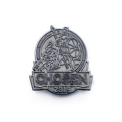 Chosen 2019 Pathfinder Silver Pin - Pinfinder Club
