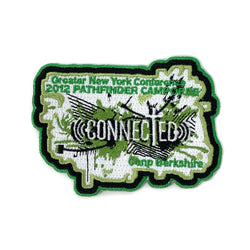 GNYC Connected 2012 Pathfinder Camporee Patch - Pinfinder Club