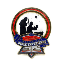 Pathfinder Bible Experience 2019 Pin (Baby Jesus) - Pinfinder Club