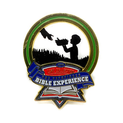 Pathfinder Bible Experience 2019 Pin (Feeding the Five Thousand) - Pinfinder Club