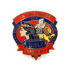PBE 2018 Pin (Esther/Daniel) - Pinfinder Club