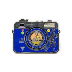 Chosen 2019 Pathfinder Camera Pin (Blue) - Pinfinder Club