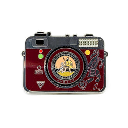 Chosen 2019 Pathfinder Camera Pin (Brown) - Pinfinder Club