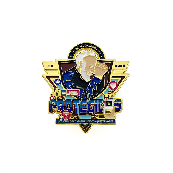 Dominican Union Virtual Pathfinder Camporee 2020 Pin