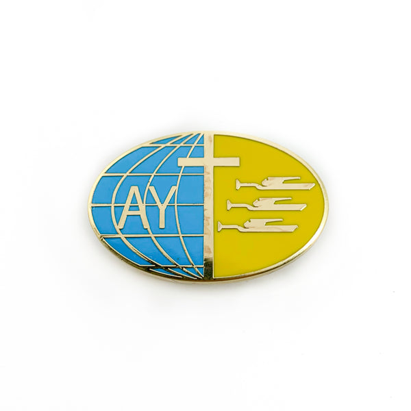 Adventist Youth Ministries Pin