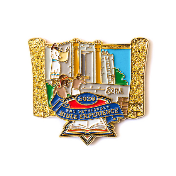 2020 Pathfinder Bible Experience Pins - Pinfinder Club
