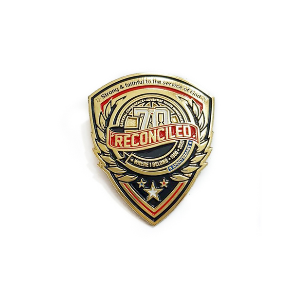 Reconciled Pathfinder Shield Pin
