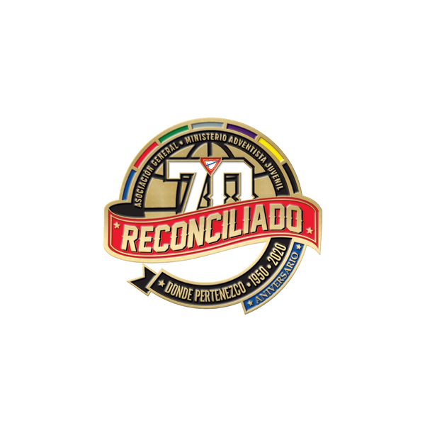 GC Reconciled World Pathfinder Day 2020 Pin (Español) - Pinfinder Club