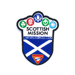 Scottish Mission Adventurer & Pathfinder Patch