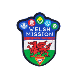Welsh Mission Pathfinder Patch