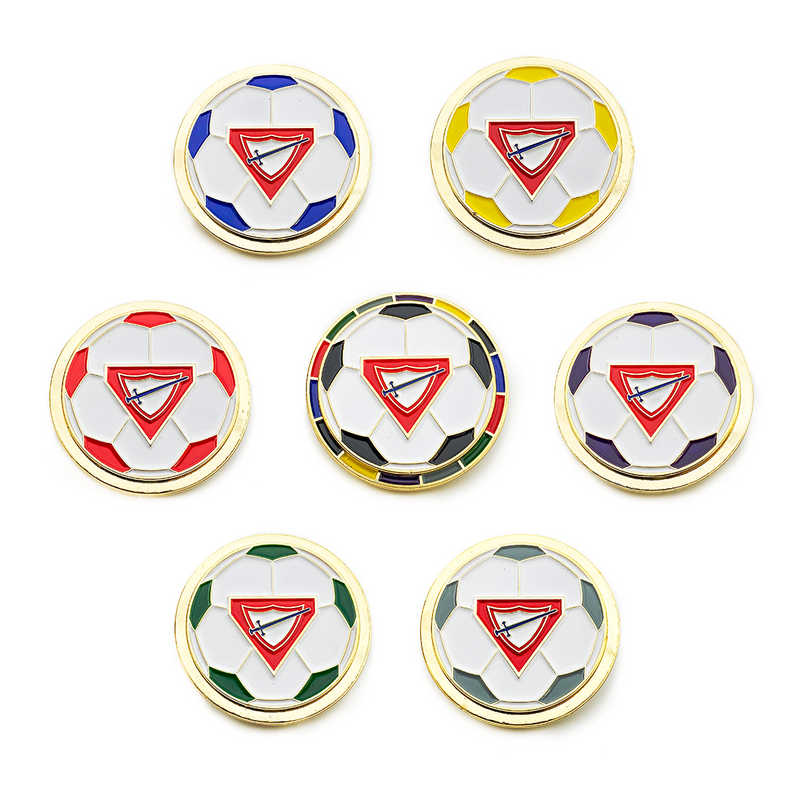 Pathfinder Soccer Ball Spinner Bundle (Pin Set) - Pinfinder Club