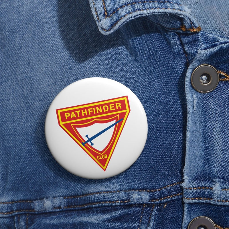 Pathfinder Club Buttons  (5-pack)