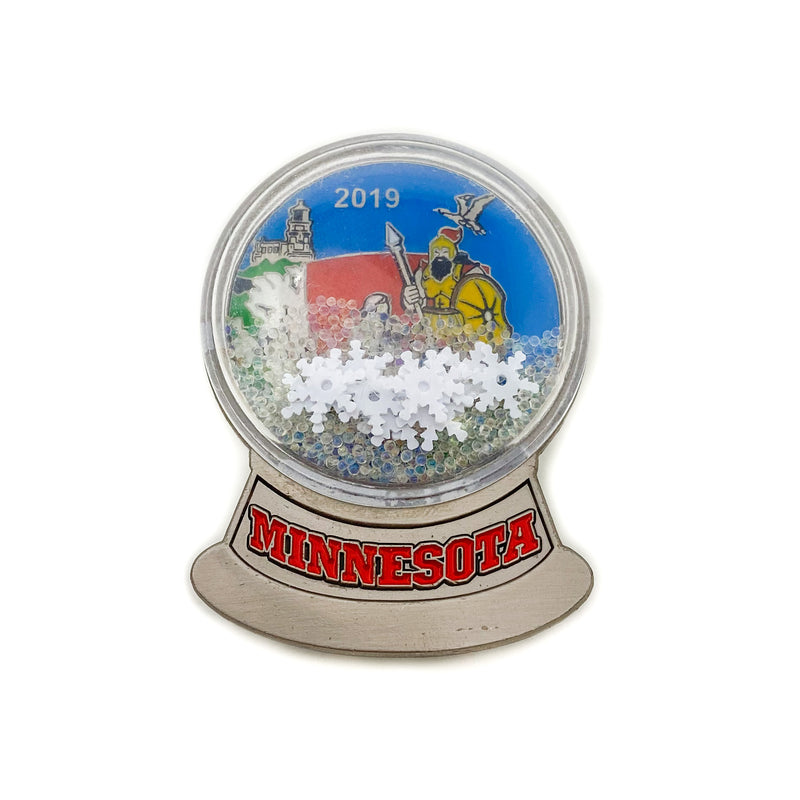 Minnesota Chosen 2019 Snow Pin - Pinfinder Club