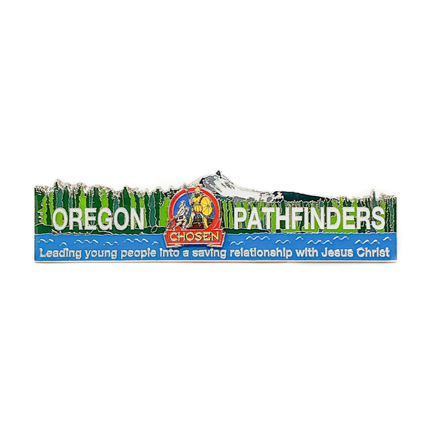 Oregon Pathfinders Chosen 2019 Pin - Pinfinder Club