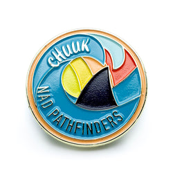 Micronesian Islands Pathfinder Pins (Chuuk) - Pinfinder Club
