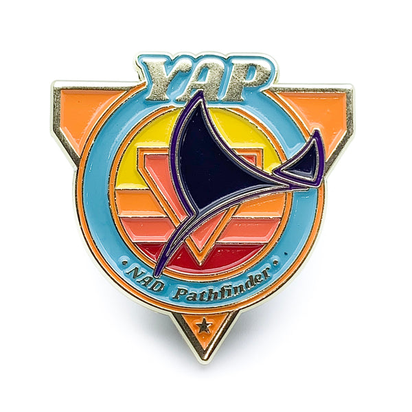 Micronesian Islands Pathfinder Pins (Yap) - Pinfinder Club
