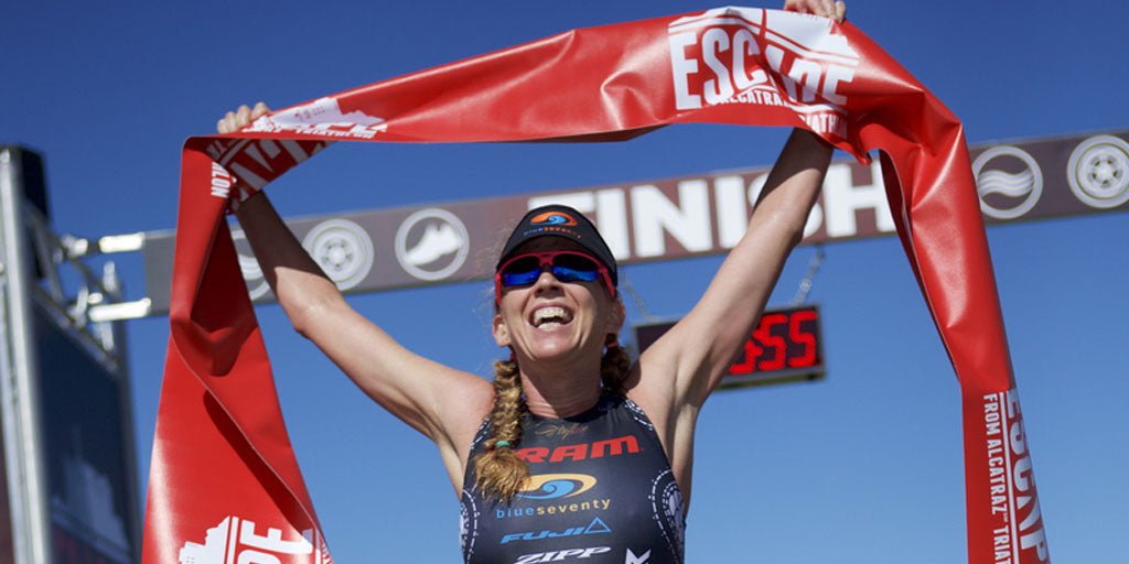 Catching Up With Alcatraz Champ Sarah Haskins
