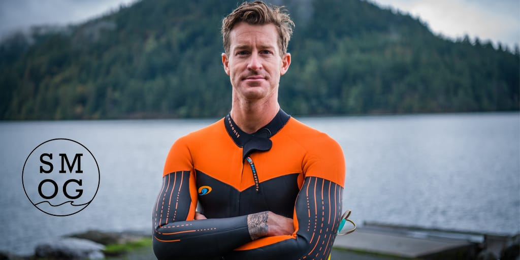 SMOG and blueseventy Team Up to Conquer the Open Water