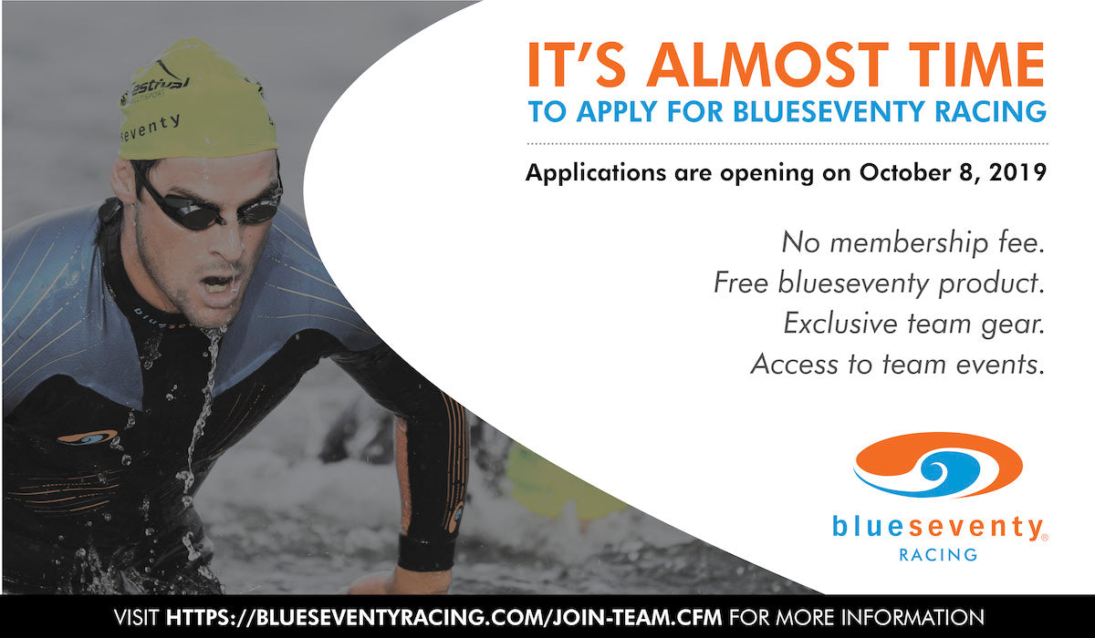 blueseventy racing coming soon