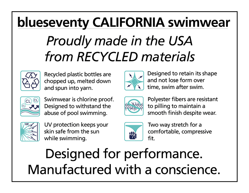 ca swim recycled information