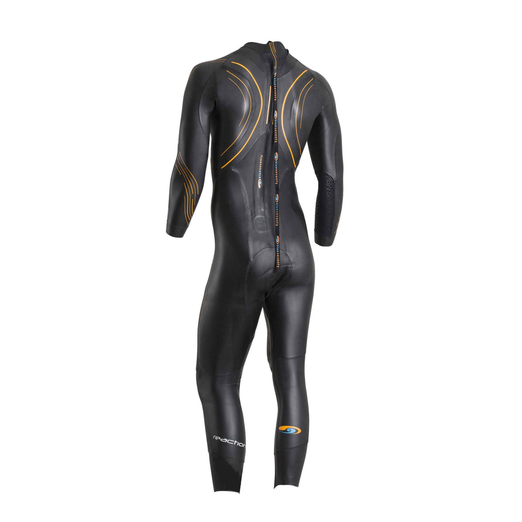 50676ad3bd Men's Reaction Triathlon Wetsuit - Most Popular | blueseventy – blueseventy  usa
