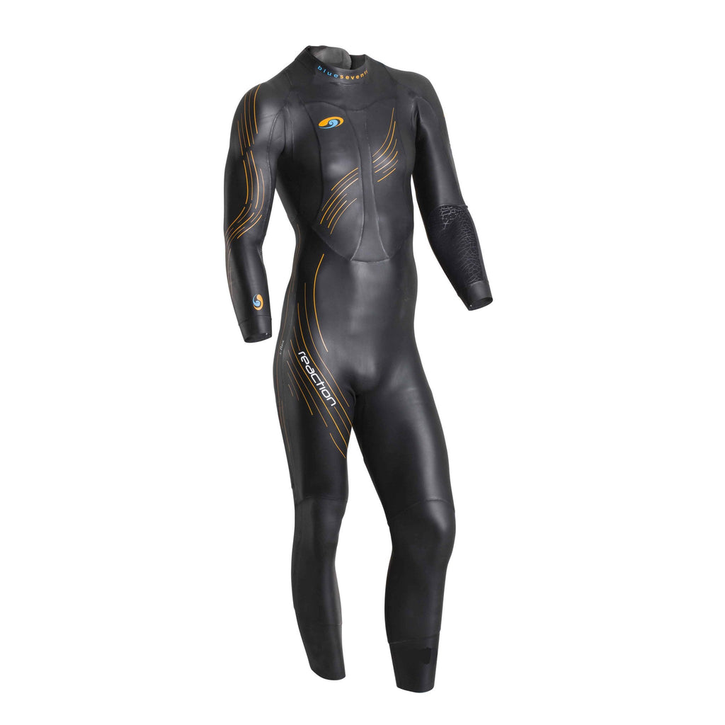 men s reaction triathlon wetsuit best seller blueseventy