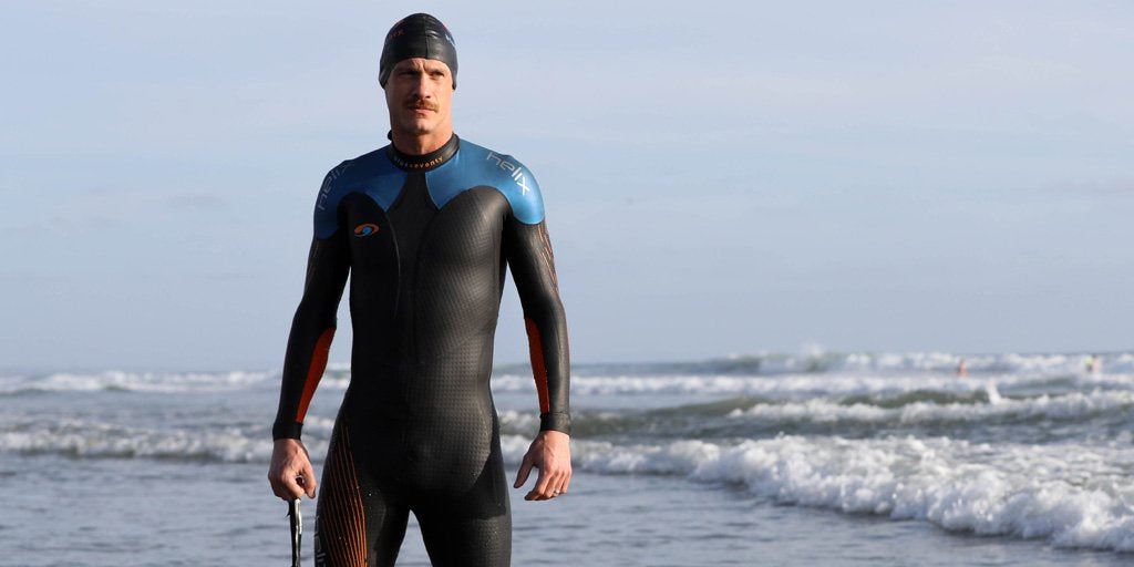 Lionel Sanders Joins the blueseventy Team