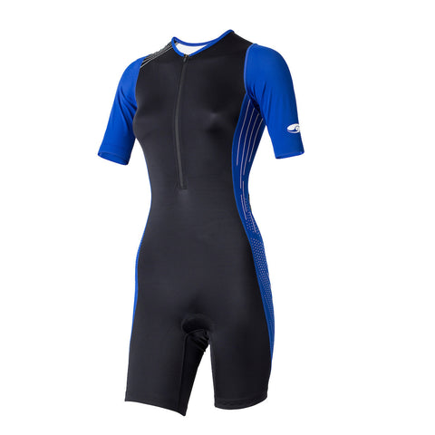 2017 TX2000 Short Sleeve Tri Suit (Women's)