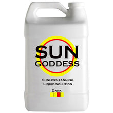 Load image into Gallery viewer, Sun Goddess - Spray Tanning Solution - Dark
