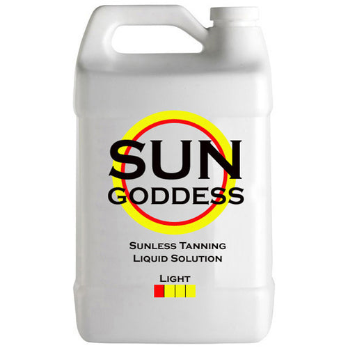 Sun Goddess - Spray Tanning Solution - Light
