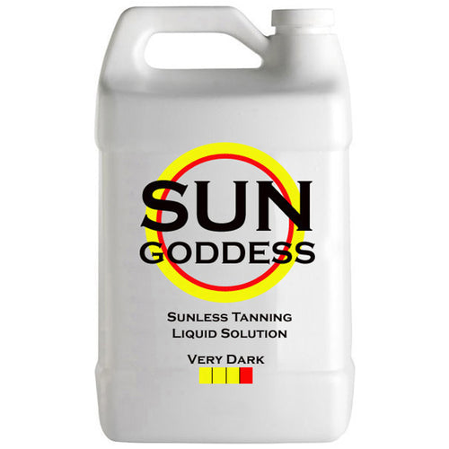 Sun Goddess - Spray Tanning Solution - Very Dark