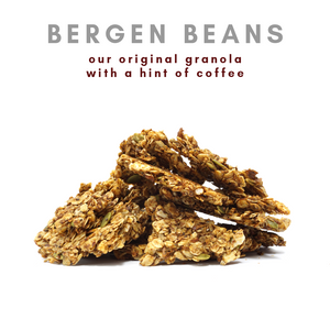 [Lactation Granola] Bergen Beans (hint of coffee)