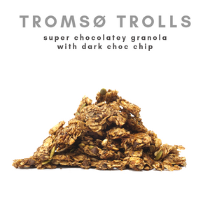 [Lactation Granola] Tromsø Trolls (super chocolatey)