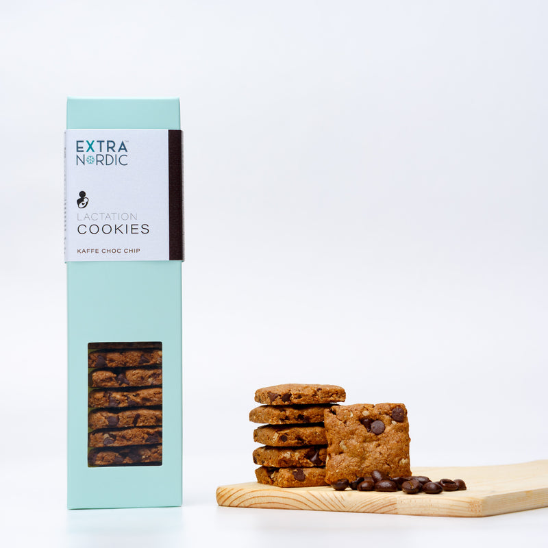 [Lactation Cookies] Kaffe Choc Chip