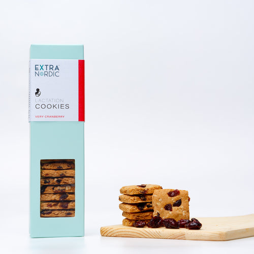 [Lactation Cookies] Very Cranberry