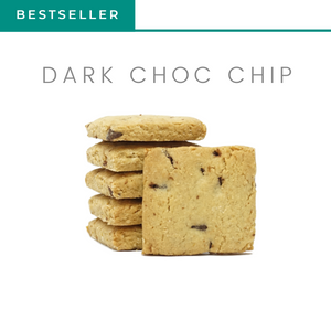 [Lactation Cookies] Dark Choc Chip