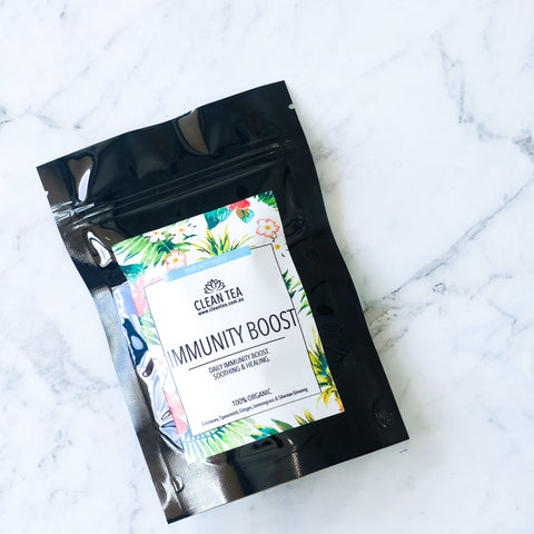 [Clean Tea] Immunity Boost