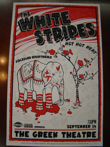 White Stripes LA 9/24/03 Grealish