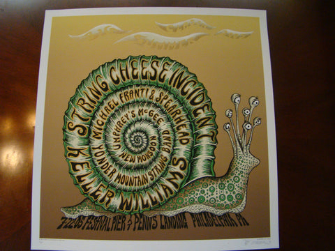 String Cheese Incident Emek 2005